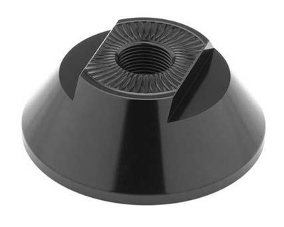 Cinema FX Rear Hub Guard in Black at Albe's BMX Bike Shop Online