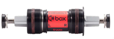 Box One Taper Chromoly Bottom Bracket at Albe's BMX Bike Shop Online