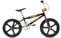 SE Perry Kramer PK Ripper Looptail 2018 Bike in Black at Albe's BMX Bike Shop