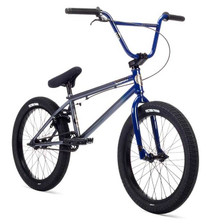 Stolen Bikes Stereo 2019 Bike in Grey and Navy at Albe's BMX Bike Shop