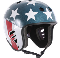 Protec Full Cut Classic Easy Rider Helmet at Albe's BMX Bike Shop Online