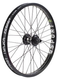 Gsport Elite Freecoaster rear Wheel at Albe's BMX Bike Shop Online