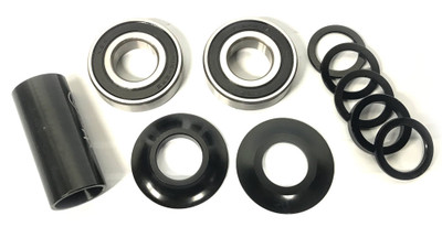 Terrible One Mid Bottom Bracket in Black at Albe's BMX Bike Shop Online