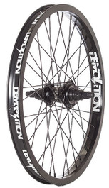 Demolition Rotator V3 Freecoaster wheel in black at Albe's BMX Bike Shop Online