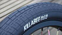 Total BMX Killabee Folding Tire at Albe's BMX Bike Shop Online