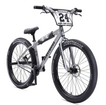 SE Bikes 2019 Beastmode 27.5 inch BMX bike in Silver at Albe's BMX Bike Shop Online