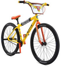SE Bikes Dogtown Big Ripper BMX Bike in OG Yellow at Albe's BMX Bike Shop Online