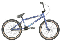 Haro Downtown 2019 BMX Bike in Matte Blue at Albe's BMX Bike Shop Online
