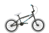 "Haro 2019 Downtown 16"" bike in Black at Albe's BMX Bike Shop Online"