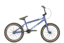 "Haro 2019 Downtown 18"" bike in Matte Blue at Albe's BMX Bike Shop Online"
