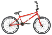 Haro 2019 Downtown DLX BMX Bike in red at Albe's BMX Bike Shop Online