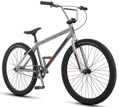 Redline PL-26 BMX Bike in Grey at Albe's BMX Bike Shop Online