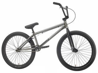 Sunday Model C 2019 BMX Bike In Gloss Raw at Albe's BMX Bike Shop Online