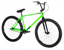 Subrosa 2019 Malum DTT 26 inch bike in Slime Green at Albe's BMX Bike Shop Online