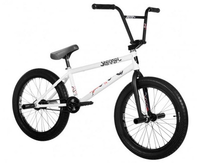 Subrosa 2019 Letum Bike in White at Albe's BMX Bike Shop Online