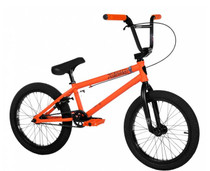 "Subrosa 2019 Tiro 18"" Bike in Orange at Albe's BMX Bike Shop Online"