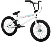 Subrosa 2019 Sono XL Bike in White at Albe's BMX Bike Shop Online