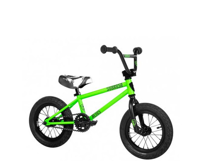 "Subrosa 2019 Altus 12"" bike in Green at Albe's BMX Bike Shop Online"