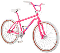 "GT Bikes 2019 Pro Performer 26"" Bike in Pink at Albe's BMX Bike Shop Online"