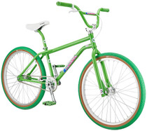 "GT Bikes 2019 Pro Performer 26"" Bike in Green at Albe's BMX Bike Shop Online"