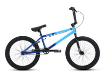 DK Aura 2019 BMX Bike in Blue at Albe's BMX