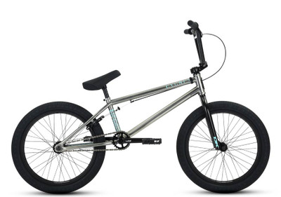 DK Bikes Cygnus 2019 Bike in Silver at Albe's BMX Bike Shop Online