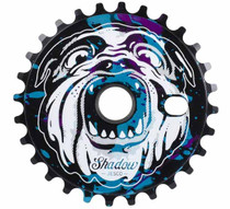 Shadow Jesco Sprocket in Extinguish color at Albe's BMX Bike Shop Online