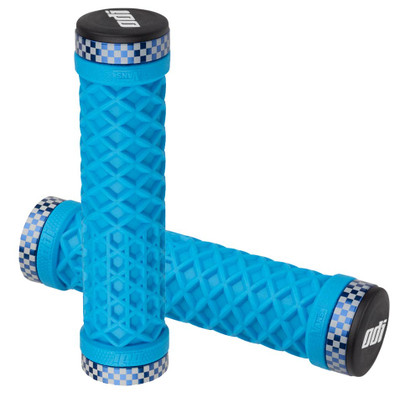 ODI Vans Lock On Grips Blue | Albes.com