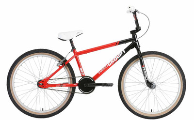 Haro Group 1 RS-2 24 inch BMX bike at Albe's BMX Bike Shop Online