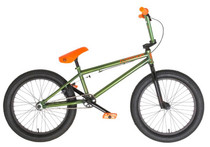 Hoffman 25 Year Seeker Bike in Green at Albes.com