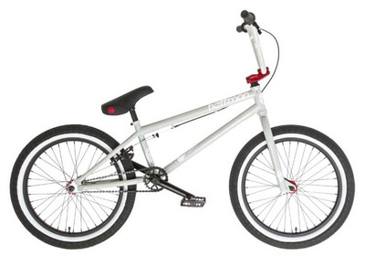 Hoffman 25 Yea Crucible Bike in Grey at Albes.com