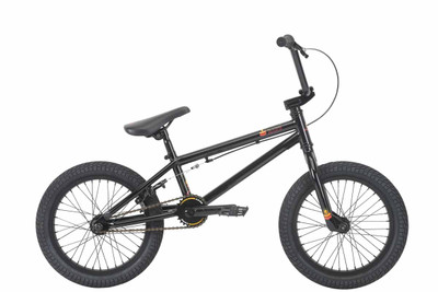 Haro Leucadia 16 inch 2019 Bike in Black at Albes.com