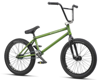 WeThePeople Crysis 2019 Bike in Green | Albes.com