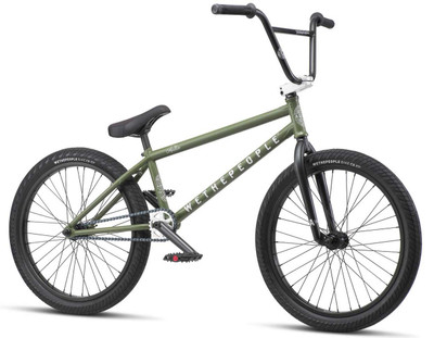 WeThePeople Audio 22 inch 2019 Bike in Matte Olive | Albes.com