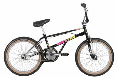 Haro Lineage Master 2019 Bashguard Bike in Black at Albe's BMX