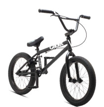 Verde Cadet 18 inch 2019 Bike in Black at Albe's BMX