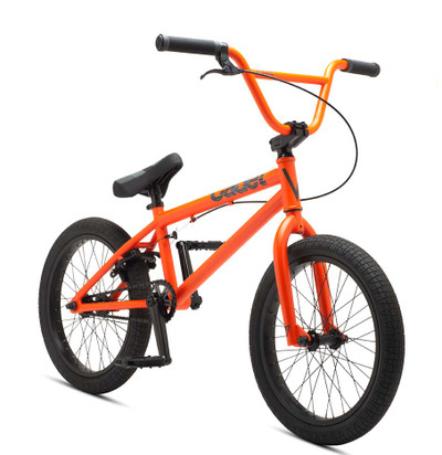 Verde Cadet 18 inch 2019 Bike in Orange at Albe's BMX