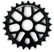 Mission Nexus Sprocket is Black at Albe's BMX