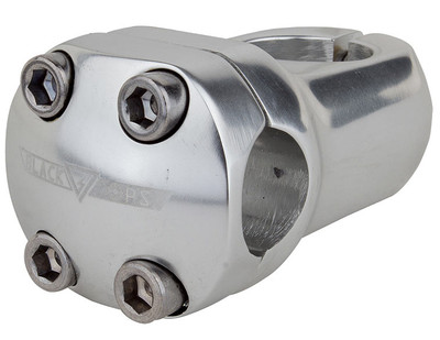 Black Ops Piston Stem in Silver at Albe's BMX