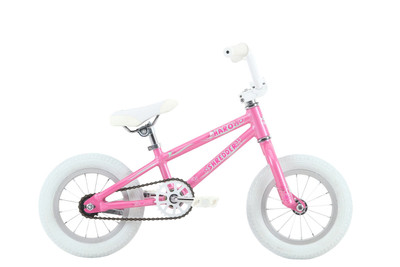 Haro Shredder 12 inch bike 2019 in Pink at Albe's BMX