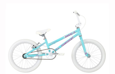 Haro Shredder 18 inch Bike 2019 in Teal at Albe's BMX
