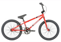 Haro Shredder 20 inch bike 2019 in Red at Albe's BMX