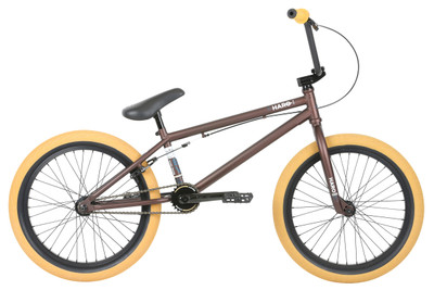 Haro Boulevard Bike 2019 in rootbeer at Albe's BMX