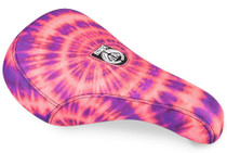 Stolen Kush Tye Dye Pivotal Seat in Purple Haze Color at Albe's BMX Bike Shop