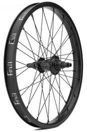 Fiend Cab Freecoaster wheel at Albe's BMX Bike Shop