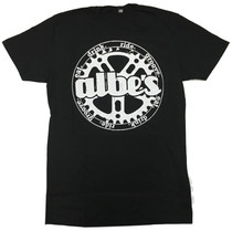 Albe's Sprocket T-Shirt in black at Albe's BMX Bike Shop