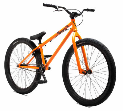 Verde Theory 2019 DJ BIKE in Orange at Albe's BMX Online