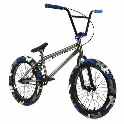 Elite BMX Destro Bike in Raw Camo at Albe's BMX Online