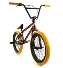 Elite BMX Destro Bike in Copper at Albe's BMX Online