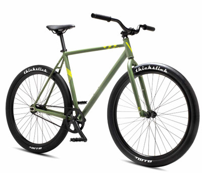 Verde Vario 27.5 inch 2019 Bike in Army Green at Albe's BMX Online